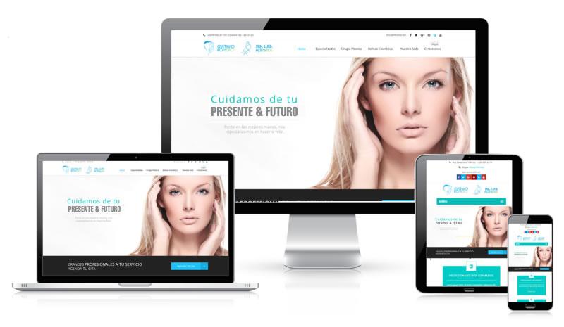 diseñamos paginas web responsive design