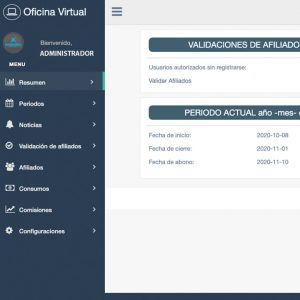 desktop administrador