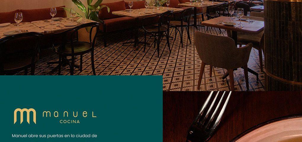 pagina web manuel Mendoza restaurante